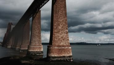 Forth Rail Bridge, Edingburgh