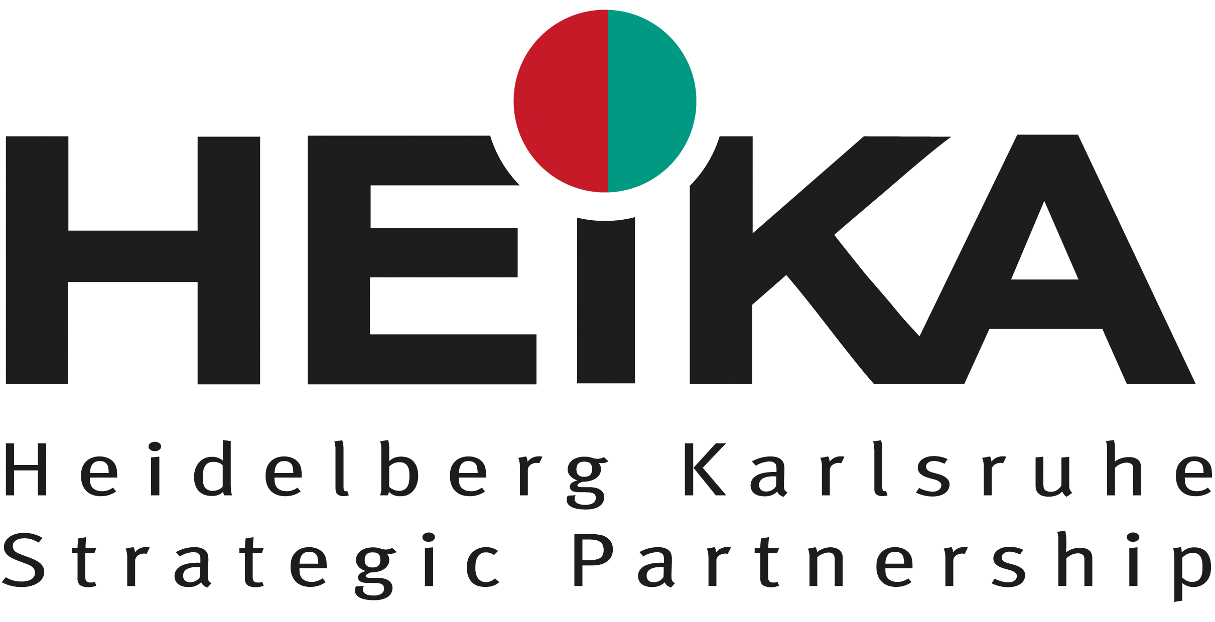 Logo of Heidelberg Karlsruhe Strategic Partnership